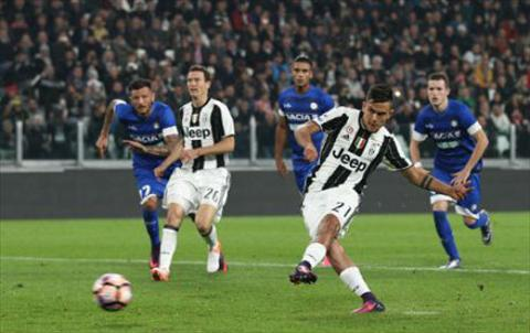 Tong hop Juventus 2-1 Udinese (Vong 8 Serie A 201617) hinh anh
