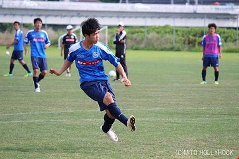 Tong hop Mito 1-1 Yokohama (Hang 2 Nhat Ban 201617) hinh anh
