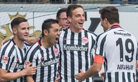 Clip Eintracht Frankfurt vs 2-2 Bayern Munich Bundesliga 201617 hinh anh