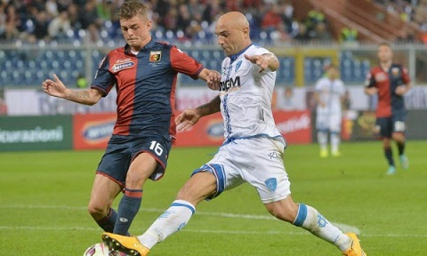 Nhan dinh Genoa vs Empoli 20h00 ngay 1610 (Serie A 201617) hinh anh