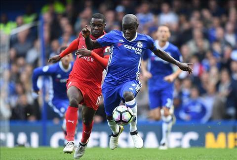 HLV Ranieri Con Kante, Leicester cung khong thang noi Chelsea hinh anh