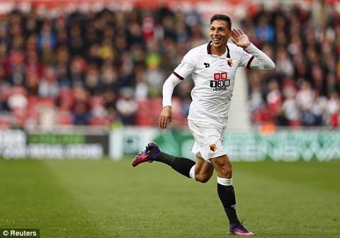 Clip ban thang Middlesbrough vs 0-1 Watford NHA 201617 hinh anh