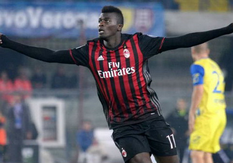 Tong hop Chievo 1-3 AC Milan (Vong 8 Serie A 201617) hinh anh