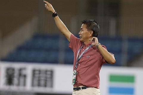 Du am U19 Viet Nam 1-1 U19 UAE Goi ten nguoi truyen lua Hoang Anh Tuan! hinh anh