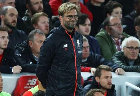 HLV Klopp noi gi sau tran Liverpool 2-1 West Brom hinh anh 2