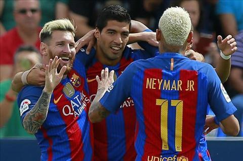 Barca vs Granada (1h45 309) Dai tiec sinh nhat cua MSN hinh anh