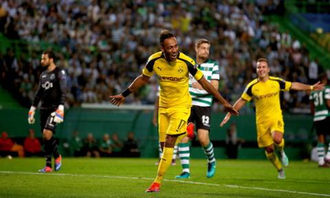 Sporting Lisbon 1-2 Dortmund Giu vung ngoi dau hinh anh