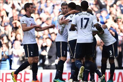 Tottenham vo dich Premier League 201617 tao sao khong hinh anh 2