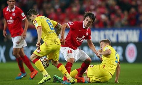 Nhan dinh Mainz vs Anderlecht 02h05 ngay 2110 (Europa League 201617) hinh anh