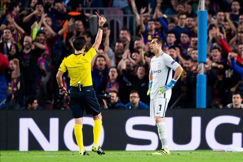 Guardiola The do cua Bravo da giet chet Man City hinh anh