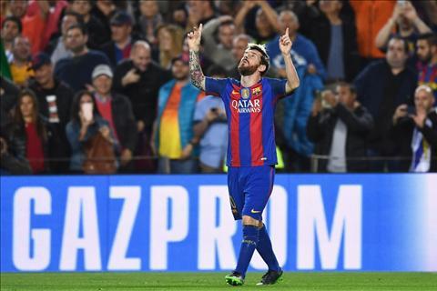 Ngôi sao Messi đã hủy diệt Man City ra sao?