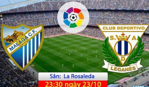 Nhan dinh Malaga vs Leganes 23h30 ngay 2310 (La Liga 201617) hinh anh