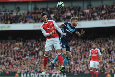 Arsenal 0-0 Middlesbrough Tra gia vi thieu sang tao hinh anh 2