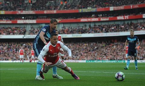 Arsenal 0-0 Middlesbrough Tra gia vi thieu sang tao hinh anh