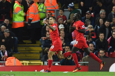 Du am Liverpool 2-1 West Brom Bo ba hoan hao hinh anh 2
