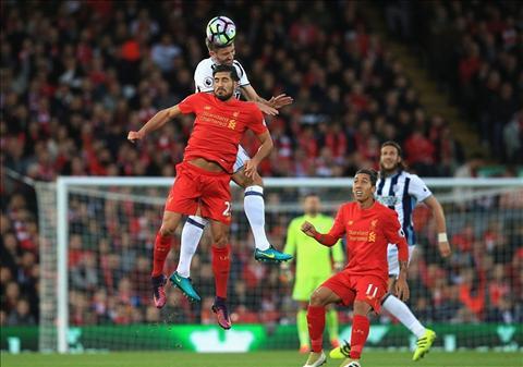 Liverpool 2-1 West Brom Ba diem cua su bat an hinh anh 3