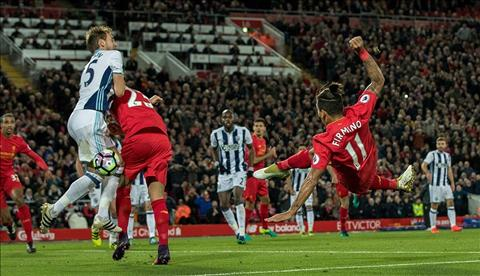 Liverpool 2-1 West Brom Ba diem cua su bat an hinh anh