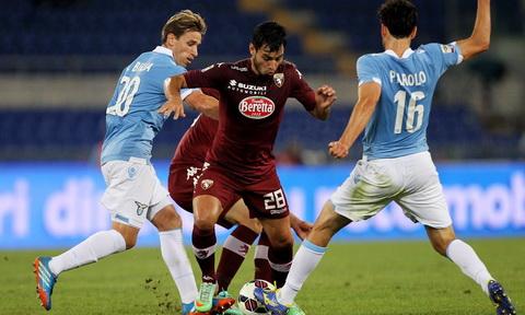 Nhan dinh Torino vs Lazio 20h00 ngay 2310 (Serie A 201617) hinh anh
