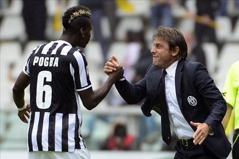Conte tiet lo gi ve tro cu Pogba truoc them dai chien Chelsea vs MU hinh anh