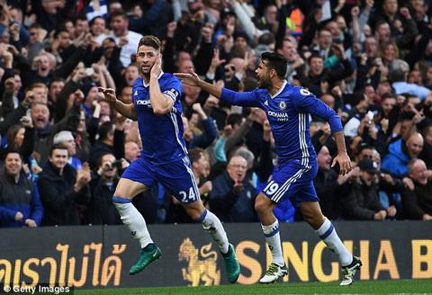 Video clip ban thang Chelsea vs 4-0 MU Vong 9 NHA 201617 hinh anh