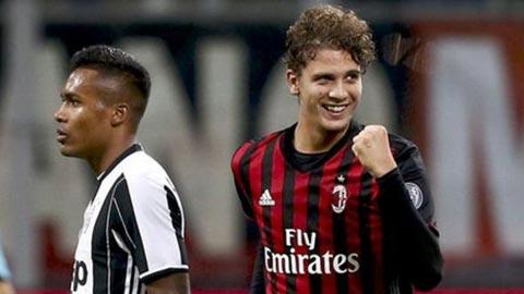 AC Milan 1-0 Juventus Sao tre vo danh thanh nguoi hung hinh anh