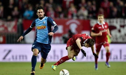 Nhan dinh Kaiserslautern vs Bochum 01h15 ngay 2510 (Hang 2 Duc 201617) hinh anh