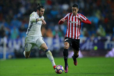 CHINH THUC Bale ky sieu hop dong voi Real Madrid hinh anh