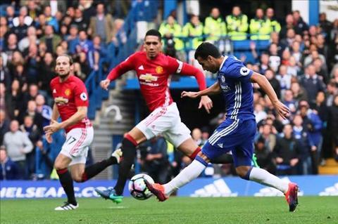 Chelsea 4-0 MU Khi Conte la Nguoi dac biet con Mourinho thi khong hinh anh
