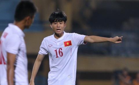 Hai dan anh Thanh Hau, Quang Hai trai long ve U19 Viet Nam hinh anh
