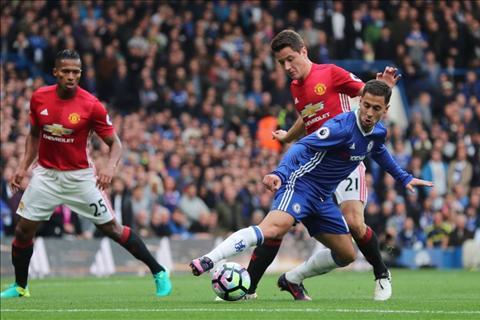 Chelsea vs M.U Herrera