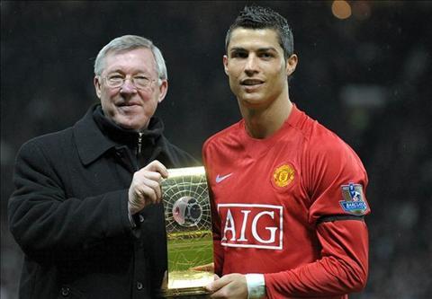 Sir Alex Ronaldo duoc nhu bay gio khong phai nho toi hinh anh