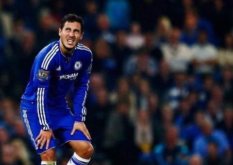 Eden Hazard, Antonio Conte va su tro lai cua doi chan ma thuat hinh anh 4
