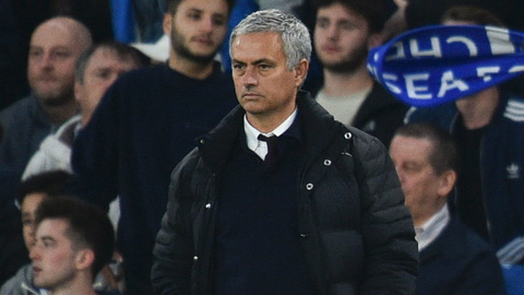 Mourinho khong them ra san tap cung cau thu M.U sau that bai.