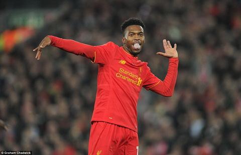 Liverpool van can tien dao Daniel Sturridge hinh anh 2