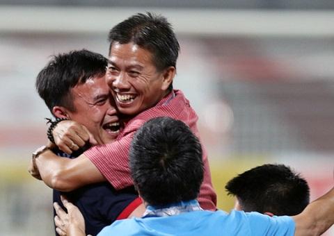 HLV Hoang Anh Tuan Tu U19 Viet Nam toi giac mo World Cup hinh anh 5