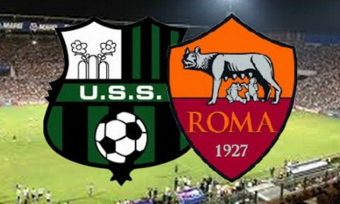 Nhan dinh Sassuolo vs AS Roma 01h45 ngay 2710 (Serie A 201617) hinh anh