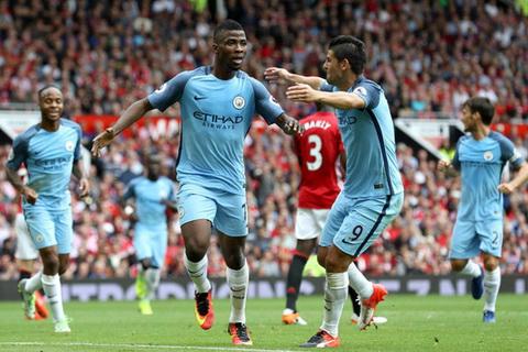 Diem tin bong da toi 26/10:Iheanacho thach thuc Ibrahimovic truoc derby Manchester