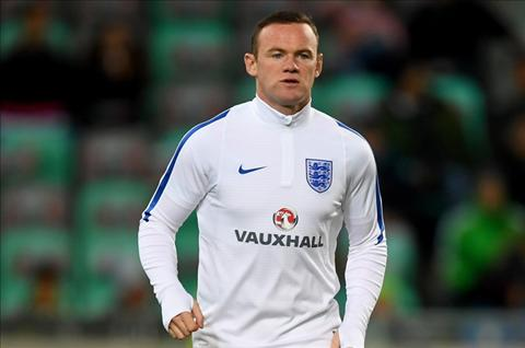 HLV DT Anh ra quyet dinh ve vi tri cua Rooney hinh anh