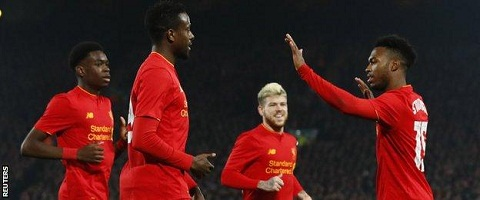 HLV Klopp noi gi sau tran Liverpool 2-1 Tottenham hinh anh