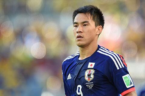Okazaki U19 Nhat hay trut gian len U19 Viet Nam hinh anh
