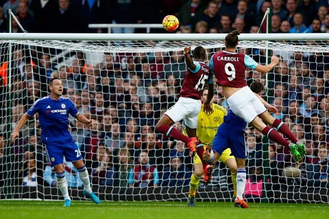West Ham vs Chelsea (01h45 ngay 2710) Tiep tuc bay cao hinh anh