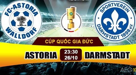 Nhan dinh Astoria Walldorf vs Darmstadt 23h30 ngay 2610 (Cup QG Duc 201617) hinh anh