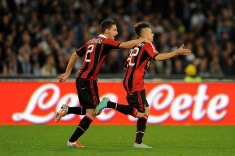 Stephan El Shaarawy: Canh en co bay ve?2