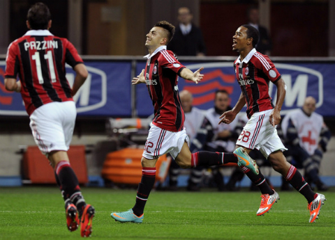 Stephan El Shaarawy: Canh en co bay ve?1