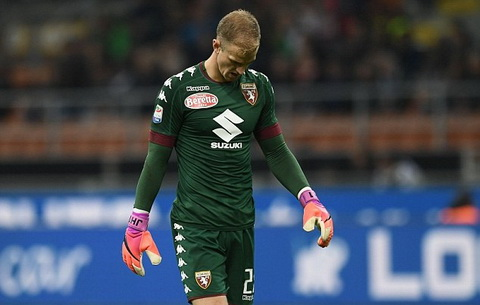 Thu mon Joe Hart lai mac sai sot kho do o Serie A