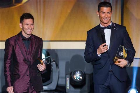 Ronaldo Toi va Messi chang phai ban be tot hinh anh