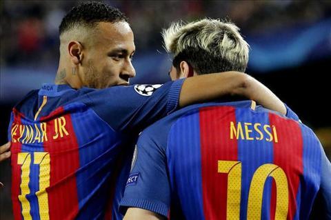 Bo Neymar tiet lo ly do anh tiep tuc gan bo voi Barca hinh anh