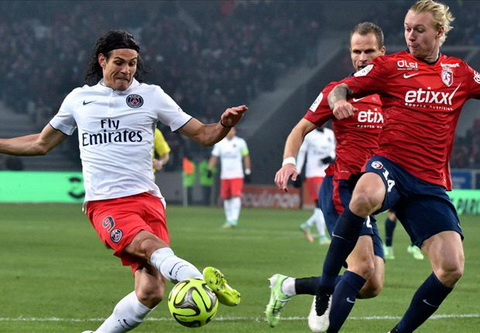 Nhan dinh Lille vs PSG 01h45 ngay 2910 (Ligue 1 201617) hinh anh