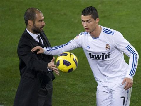Real Madrid luon nguong mo tai nang cua Pep