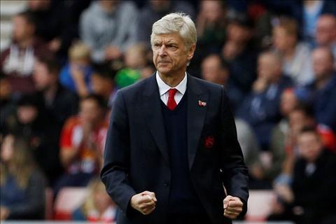 Nhung diem nhan sau tran thang thuyet phuc cua Arsenal truoc Sunderland hinh anh